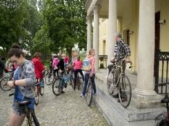 Wiosenny rajd rowerowy _8